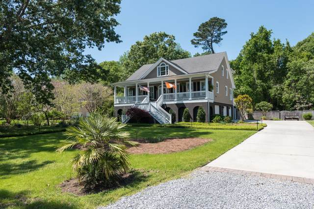 5707 Captain Kidd Road, Hollywood, SC 29449 (#20010030) :: The Cassina Group