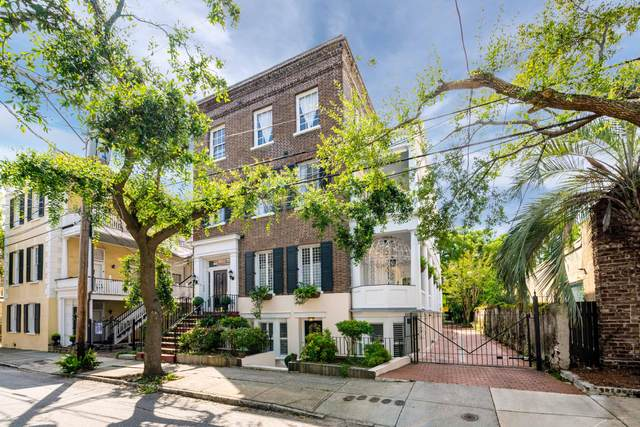 55 Hasell Street B, Charleston, SC 29401 (#20011655) :: The Cassina Group