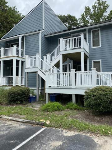 1717 Greystone Boulevard #10, Mount Pleasant, SC 29464 (#20011813) :: Realty ONE Group Coastal
