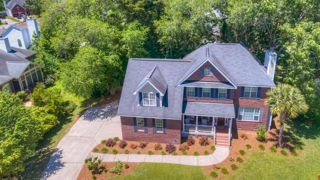 1200 Out Of Bounds Drive, Summerville, SC 29485 (#20012621) :: The Cassina Group