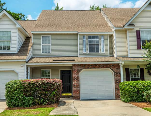 301 Pine Bluff Drive, Summerville, SC 29483 (#20012680) :: Realty One Group Coastal