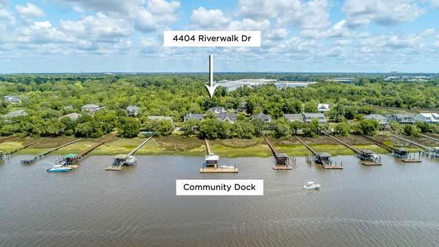 4404 Riverwalk Drive, North Charleston, SC 29405 (#20012860) :: Realty ONE Group Coastal