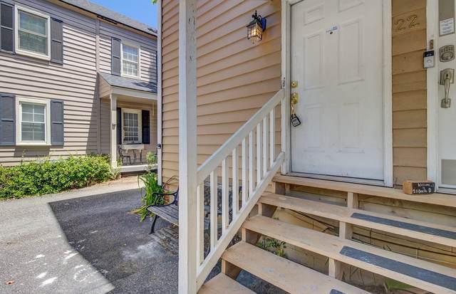 22 Bee Street B, Charleston, SC 29403 (#20012927) :: The Cassina Group