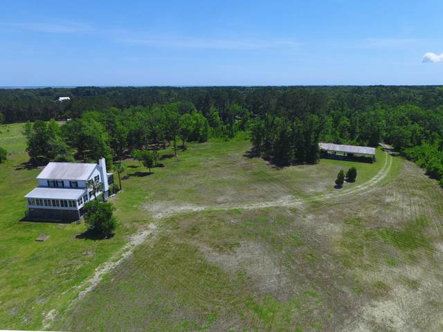 8725 Old Georgetown Road, Mcclellanville, SC 29458 (#20014001) :: The Cassina Group