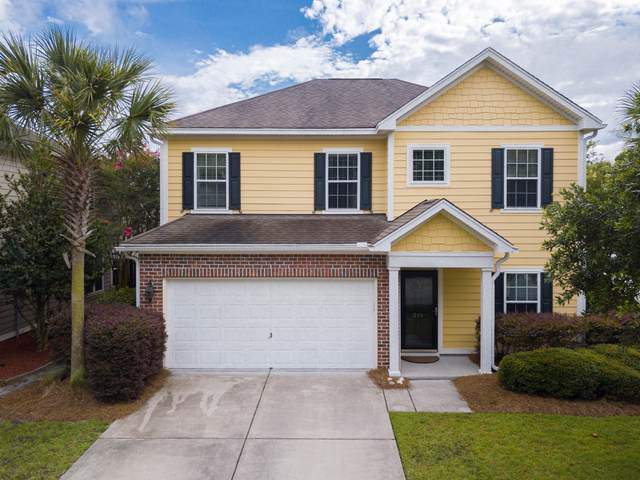 215 Nelliefield Creek Drive, Wando, SC 29492 (#20014117) :: The Cassina Group