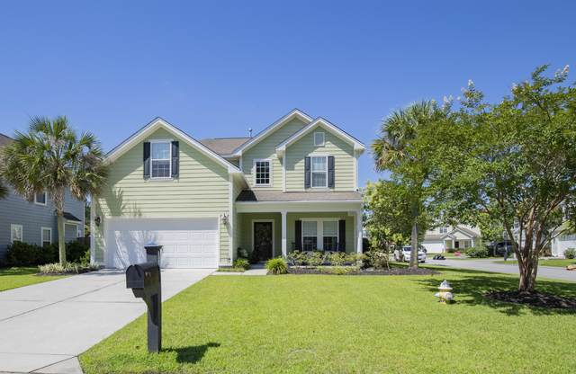 233 Nelliefield Creek Drive, Charleston, SC 29492 (#20014880) :: The Cassina Group