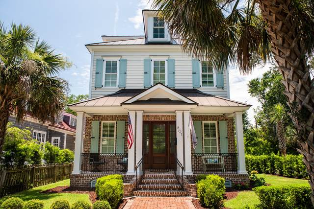 801 Pitt Street, Mount Pleasant, SC 29464 (#20015782) :: The Cassina Group