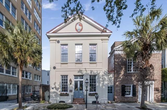 7 State Street, Charleston, SC 29401 (#20015920) :: The Cassina Group