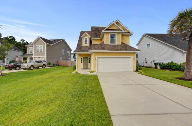 207 Rice Mill Place, Wando, SC 29492 (#20016337) :: The Cassina Group