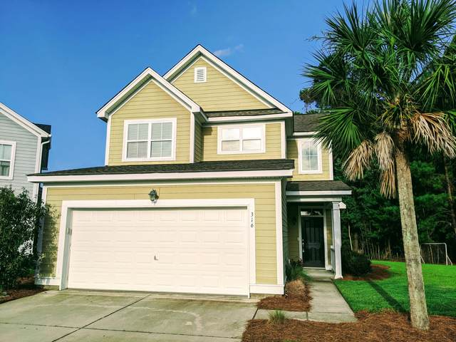 316 Indigo Planters Lane, Charleston, SC 29492 (#20016374) :: The Cassina Group