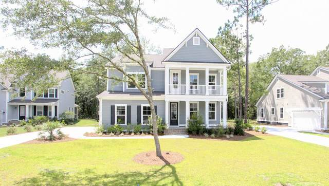 5497 Alpine Drive, Summerville, SC 29483 (#20016476) :: The Cassina Group