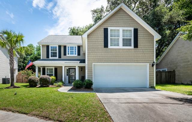 3004 Allison Cove Drive, Charleston, SC 29412 (#20016578) :: The Cassina Group