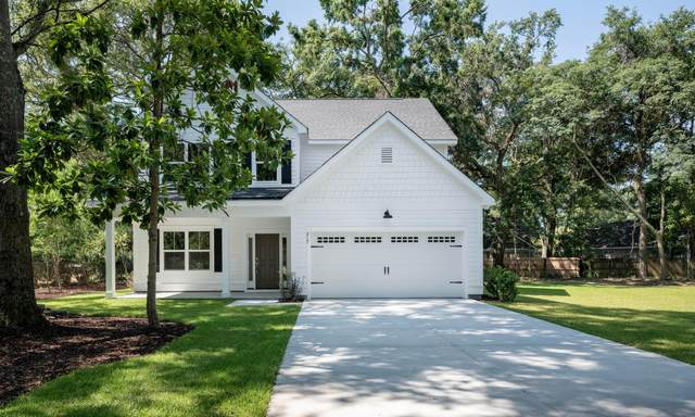 217 7th Avenue, Mount Pleasant, SC 29464 (#20016704) :: The Gregg Team