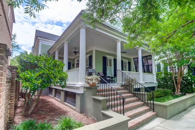 135 Ionsborough Street, Mount Pleasant, SC 29464 (#20016800) :: The Cassina Group
