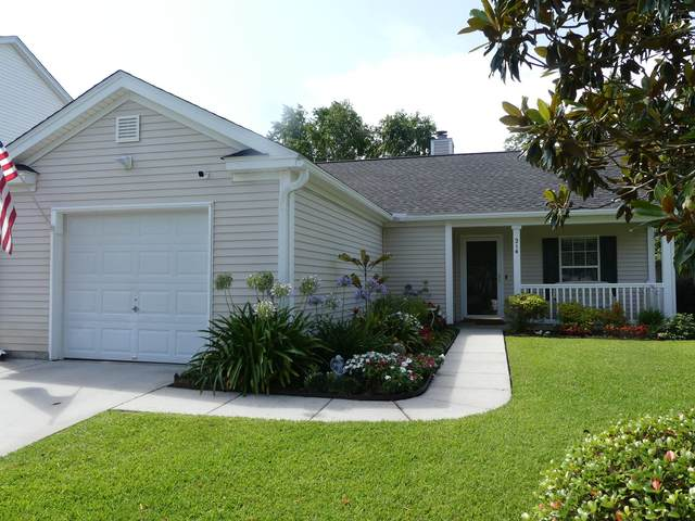 214 Waterford Lane, Summerville, SC 29483 (#20017614) :: The Cassina Group