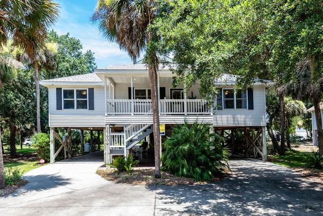 503 Jungle Road, Edisto Island, SC 29438 (#20017687) :: The Cassina Group