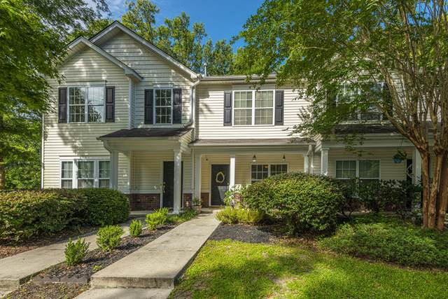 203 Twin Tree Drive, Summerville, SC 29485 (#20017841) :: The Cassina Group