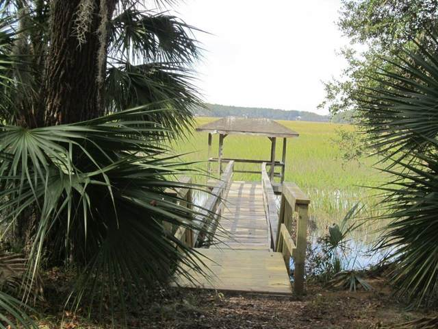 8471 Middleton Point Lane, Edisto Island, SC 29438 (#20018104) :: The Cassina Group