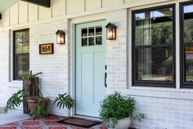 864 Godber Street, Charleston, SC 29412 (#20018180) :: The Cassina Group