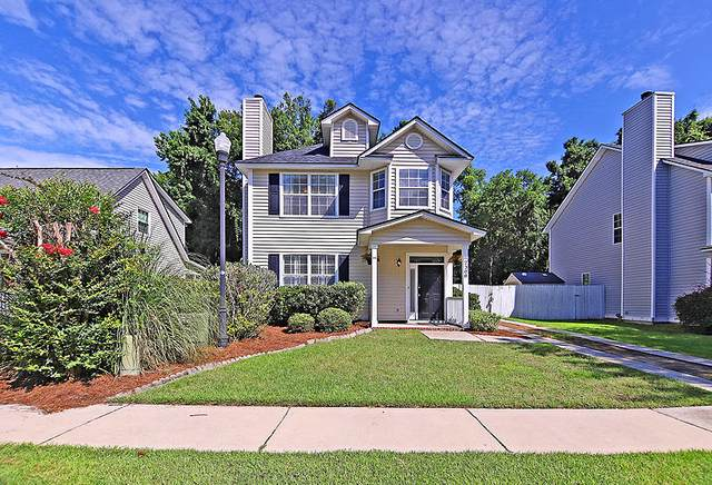 2308 Kennison Lane, Mount Pleasant, SC 29466 (#20018211) :: The Cassina Group