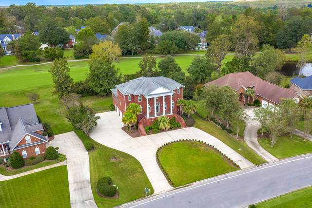 4204 Club Course Drive, North Charleston, SC 29420 (#20018410) :: Realty ONE Group Coastal