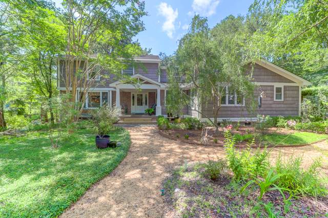 425 Hobcaw Drive, Mount Pleasant, SC 29464 (#20019688) :: Realty ONE Group Coastal