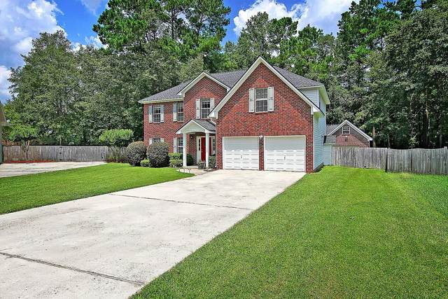 128 N Knightsbridge Court, Goose Creek, SC 29445 (#20019829) :: The Cassina Group