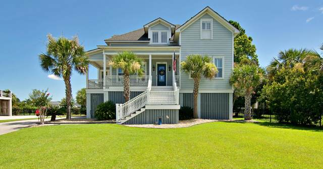 1581 Rivertowne Country Club Drive, Mount Pleasant, SC 29466 (#20020717) :: The Gregg Team