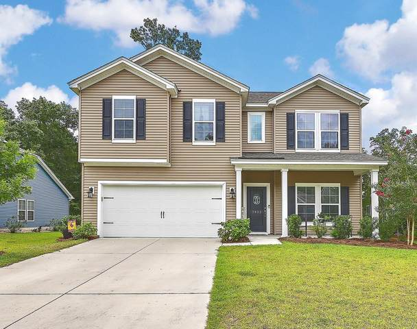 3933 Percheron Drive, Mount Pleasant, SC 29429 (#20020737) :: The Gregg Team