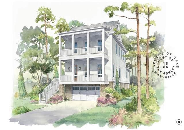 8 Avenue Of Oaks, Charleston, SC 29407 (#20021134) :: The Gregg Team