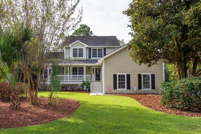 525 Chimney Bluff Drive, Mount Pleasant, SC 29464 (#20023307) :: The Gregg Team