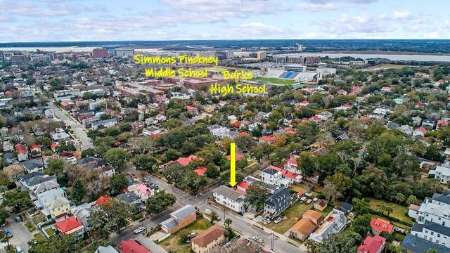 448 Huger Street, Charleston, SC 29403 (#20025295) :: The Cassina Group