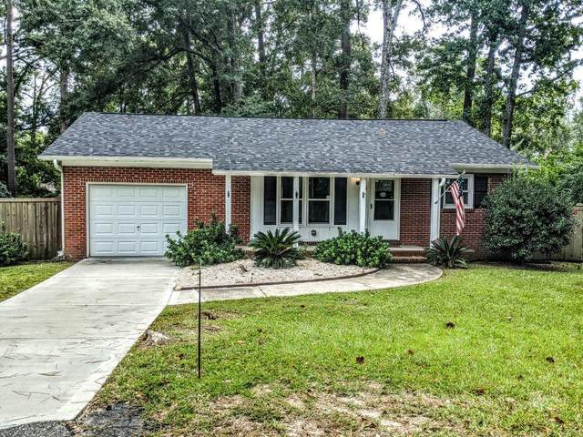 208 Oakdale Drive, Summerville, SC 29483 (#20025322) :: The Gregg Team