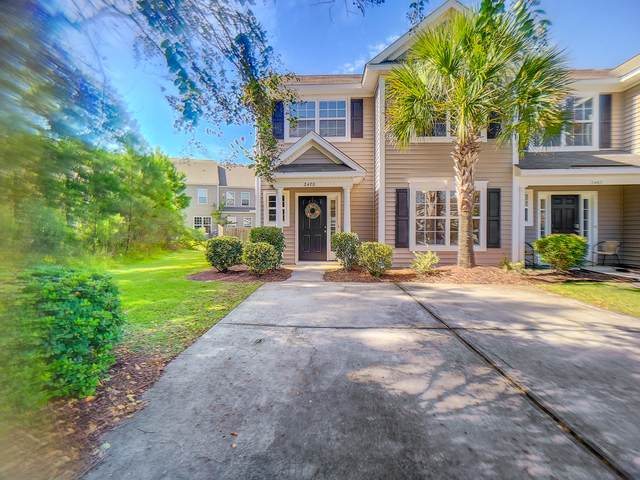 2470 Commencement Lane, North Charleston, SC 29406 (#20026564) :: The Cassina Group