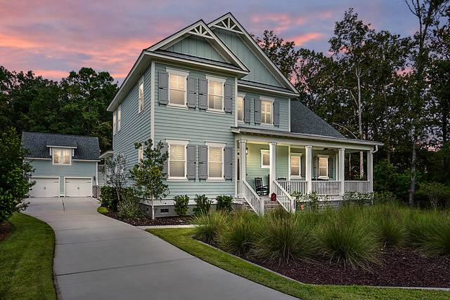 3905 Fifle Street, Mount Pleasant, SC 29466 (#20027055) :: The Cassina Group