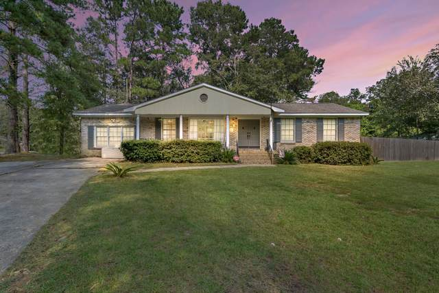 201 Bristow Drive, Summerville, SC 29483 (#20027347) :: Realty ONE Group Coastal