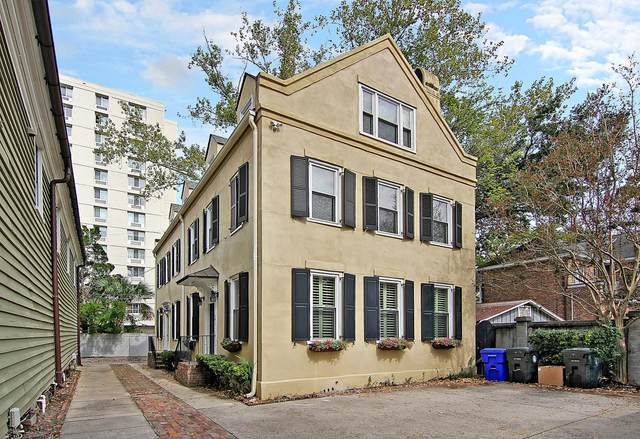 7 West Street B, Charleston, SC 29401 (#20028041) :: The Cassina Group
