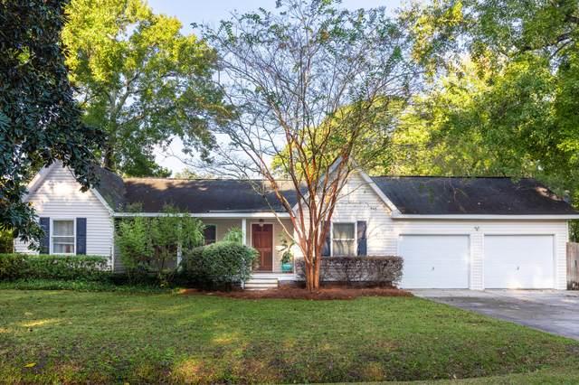 1173 Pauline Avenue, Charleston, SC 29412 (#20028289) :: The Cassina Group