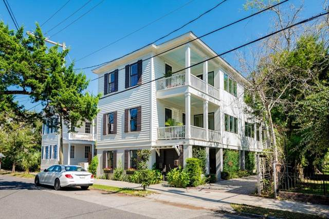 26 Smith Street A, Charleston, SC 29401 (#20028509) :: The Cassina Group