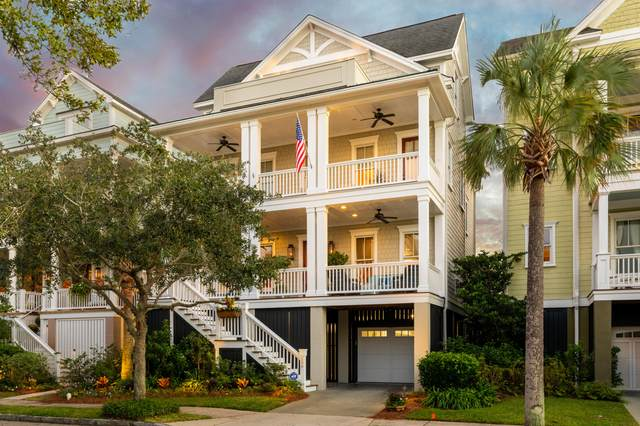 156 Mary Ellen Drive, Charleston, SC 29403 (#20028591) :: The Cassina Group