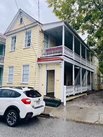122 Saint Philip Street A & B, Charleston, SC 29403 (#20029315) :: Realty ONE Group Coastal