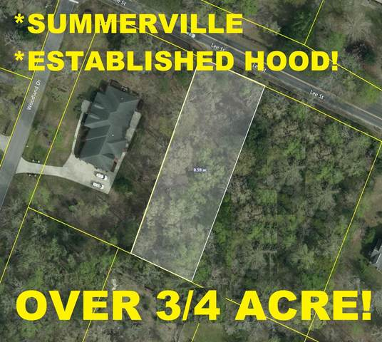 123 Lee Street, Summerville, SC 29485 (#20029399) :: Realty ONE Group Coastal