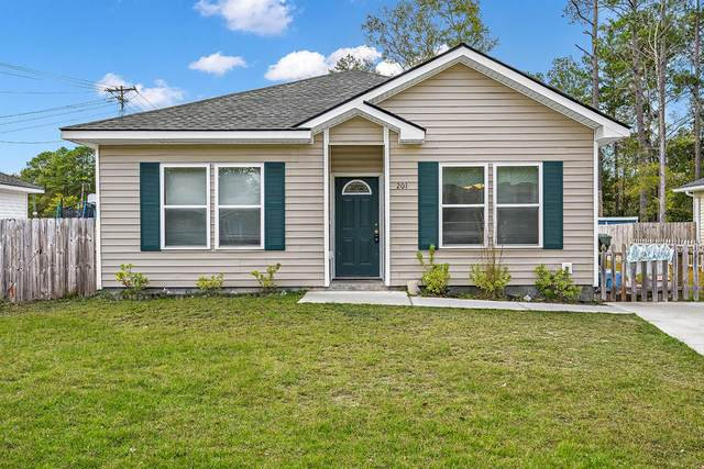 201 Blossom St, Goose Creek, SC 29445 (#20029740) :: Realty ONE Group Coastal
