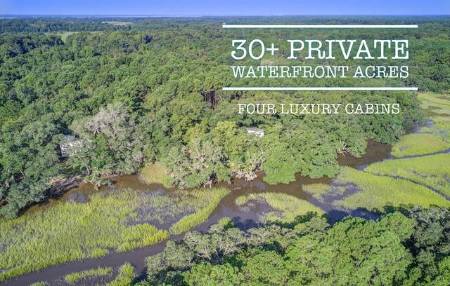 6569 Maybank Highway, Wadmalaw Island, SC 29487 (#20030589) :: Realty ONE Group Coastal