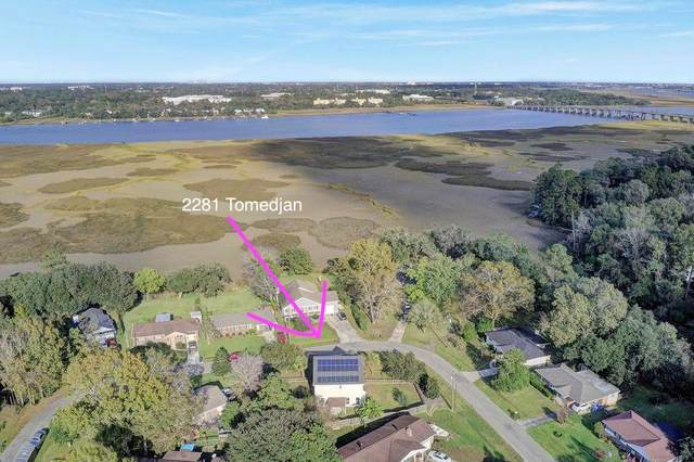 2281 Tomedjan Circle, Charleston, SC 29414 (#20031204) :: Realty ONE Group Coastal