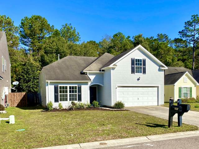 291 Sweet Alyssum Dr, Ladson, SC 29456 (#20031636) :: The Cassina Group