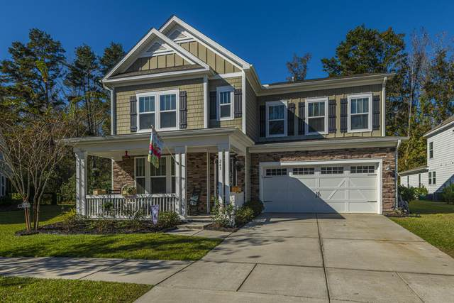 263 Donning Drive, Summerville, SC 29483 (#20031908) :: The Cassina Group