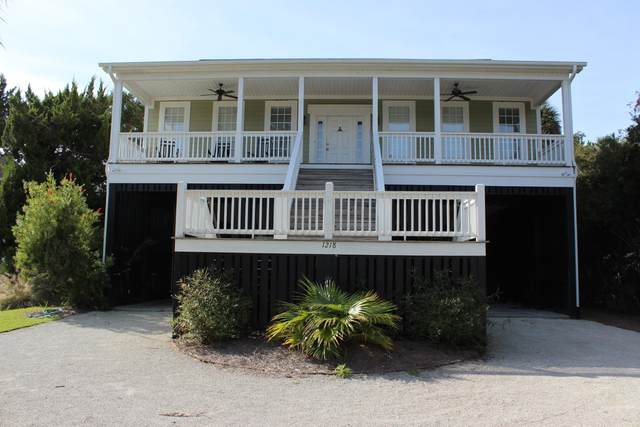 1218 Nancy Street, Edisto Beach, SC 29438 (#20031914) :: The Cassina Group