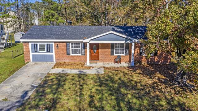 419 Robin Drive, Goose Creek, SC 29445 (#20031965) :: Realty One Group Coastal