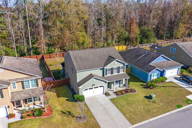 5430 Overland Trail, North Charleston, SC 29420 (#21000023) :: Realty ONE Group Coastal